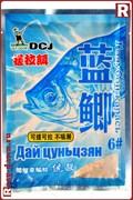 "Тесто Херабуна Dai Cunjiang №6 ""Голубой карась"", 120гр"