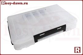 Двухсторонняя коробка для воблеров Columbia(малая 20см)