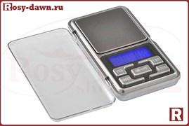 Электронные весы для приманок Pocket Scale 500гр/0.1гр